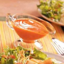 Sweet 'n' Tangy Salad Dressing recipe