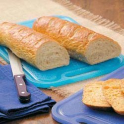 Onion French Bread recipe