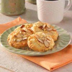 Lemon Oatmeal Cookies recipe