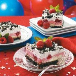 Frozen Raspberry Delight recipe