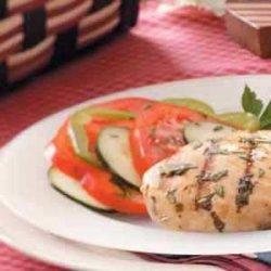 Chilled Tomato Salad recipe