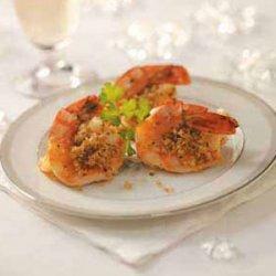 Stuffed Butterflied Shrimp recipe