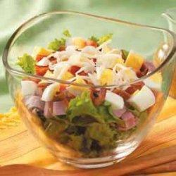 Swiss Cobb Salad recipe