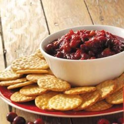 Jalapeno Cranberry Chutney recipe