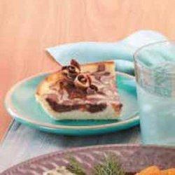 German Chocolate Swirl Cheesecake recipe