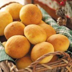 Sweet Potato Rolls recipe