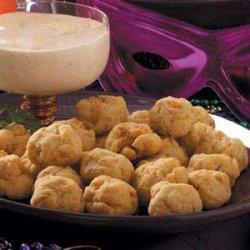 Chicken Puffs recipe