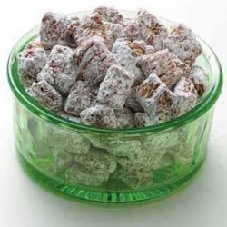 Chocolate Wheat Cereal Snacks recipe