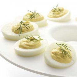 Deviled Eggs with Dill recipe