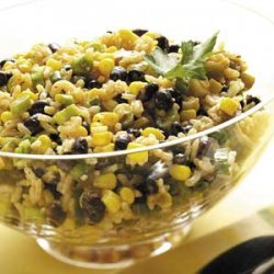 Fiesta Side Salad recipe