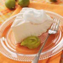 Frosty Key Lime Pie recipe