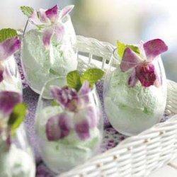 Creamy Lime Sherbet recipe