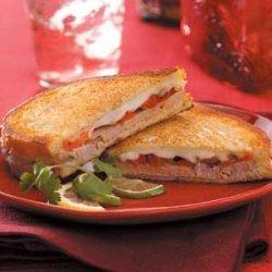 Cuban Pork Sandwiches recipe