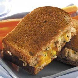 Herbed Tuna Sandwiches recipe