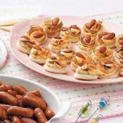 Onion Almond Rounds recipe