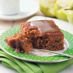 Spiced Apple Dessert recipe
