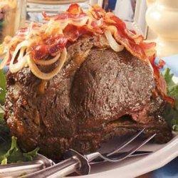 Beef Rib Roast recipe