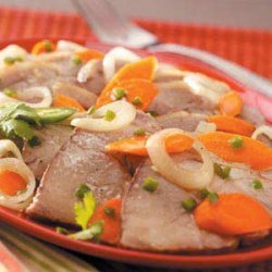 Mexican Pork Roast recipe