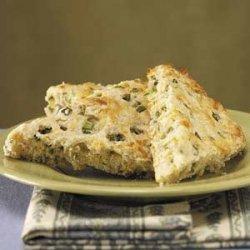 Asparagus Scones recipe