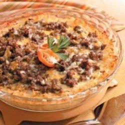 Hash Brown Sausage Bake recipe