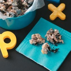 Cookie Pretzel Peanut Bark recipe