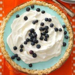 Blueberry Cloud Pie recipe