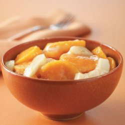 Sweet Potatoes and Apples recipe