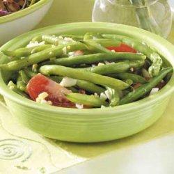Summer Bean Salad recipe