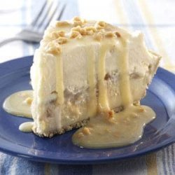 Butter Brickle Ice Cream Pie recipe