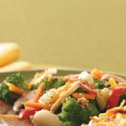 Italian Vegetable Medley recipe