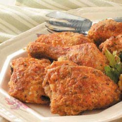 Pan Fried Chicken recipe