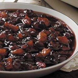 Fruity Cranberry Chutney recipe