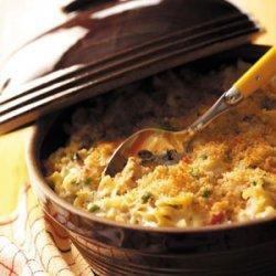 Tuna 'n' Pea Casserole recipe