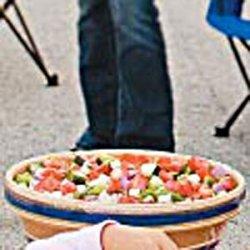 Chopped Garden Salad recipe