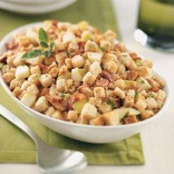 Sweet and Savory Stuffing recipe