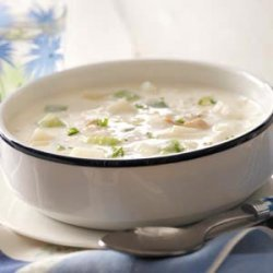 Rich Clam Chowder recipe