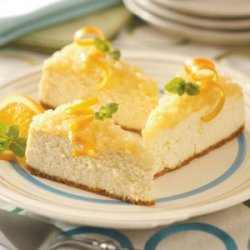 Cheesecake with Pineapple recipe