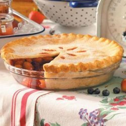 Majestic Cherry Pie recipe