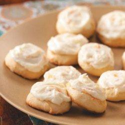 Soft Orange Marmalade Cookies recipe
