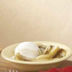 Ice Cream Banana Dessert recipe
