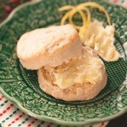 Lemon Tea Biscuits recipe