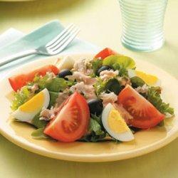 Crab Louis recipe