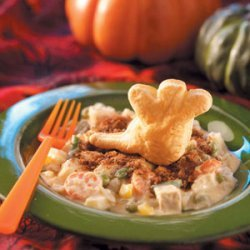 Haunted Potpie recipe