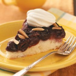 Cherry Jubilee Cake recipe