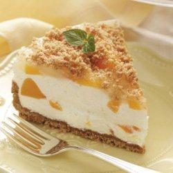 Peaches and Cream Torte recipe