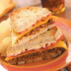 Pulled Pork Sandwiches recipe