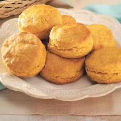 Pumpkin Patch Biscuits recipe