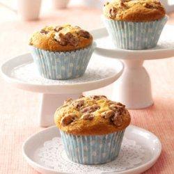 Cheesecake Pumpkin Muffins recipe
