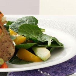 Summer's Best Spinach Salad recipe