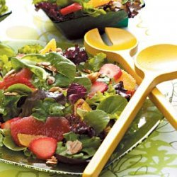 Mixed Greens and Citrus Salad recipe